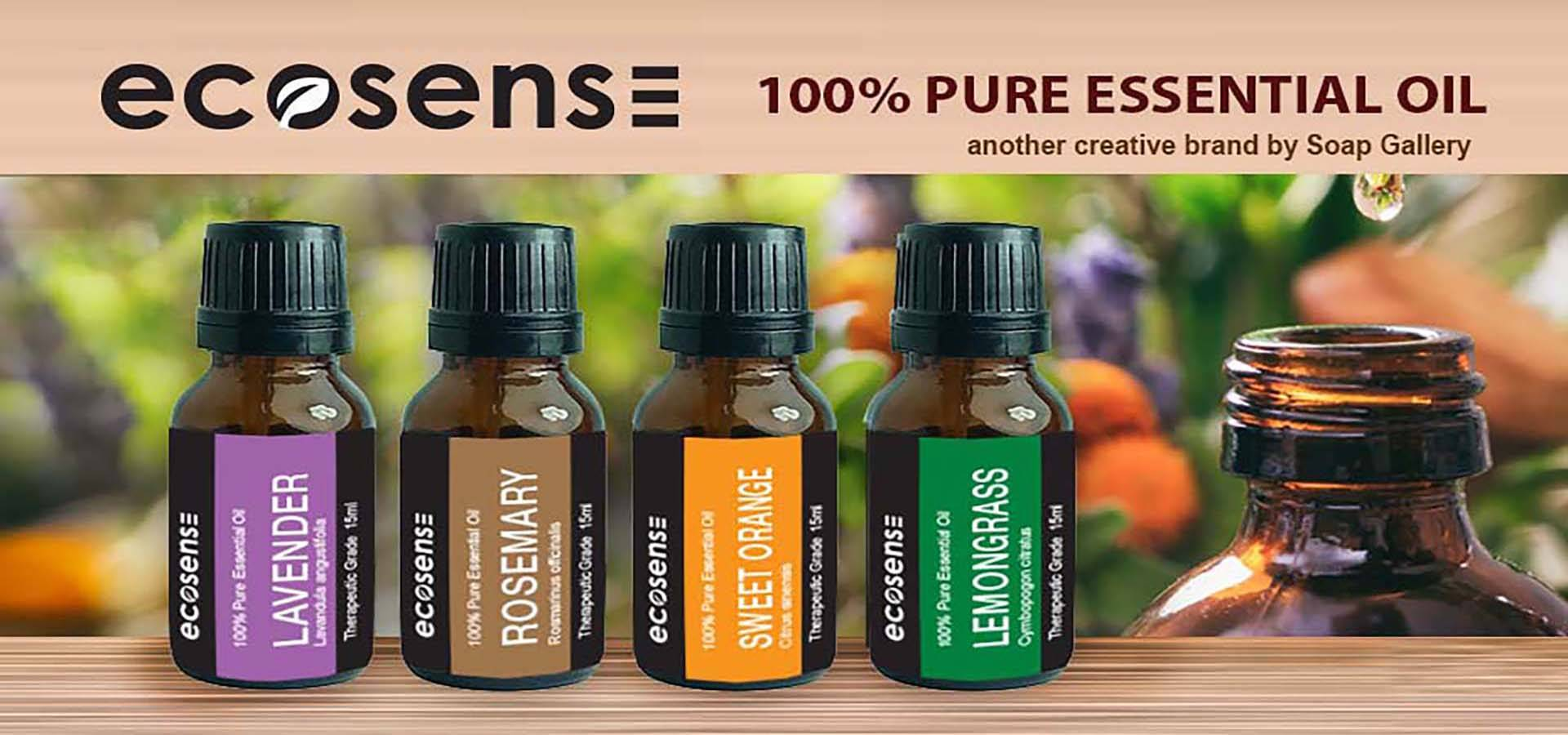 Ecosense Pure Essential Oil