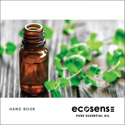 Ecosense Essential Oil Hand book